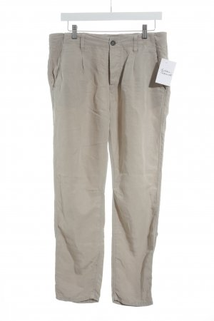 Marc Cain Stoffhose beige Casual-Look