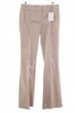 Marc Cain Stoffhose camel Business-Look