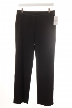 Marc Cain Stoffhose schwarz Business-Look