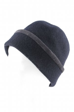 Marc Cain Fabric Hat black casual look