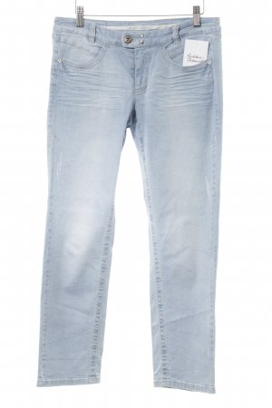 Marc Cain Straight-Leg Jeans himmelblau Casual-Look