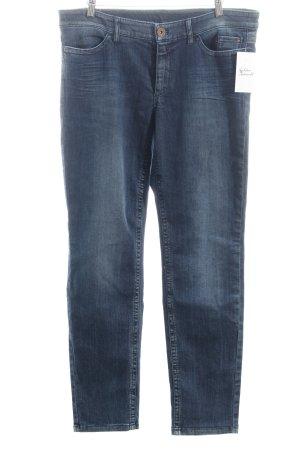 Marc Cain Stretch Jeans blau schlichter Stil