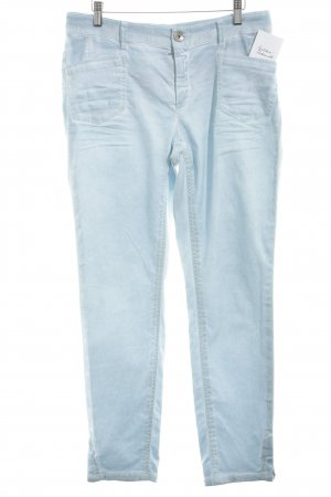 Marc Cain Stretch Jeans himmelblau Jeans-Optik