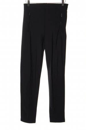 Marc Cain Stretch Trousers black business style