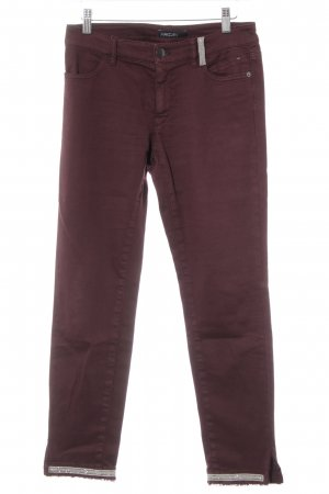 Marc Cain Stretchhose mehrfarbig Casual-Look