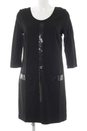 Marc Cain Stretchkleid schwarz Elegant