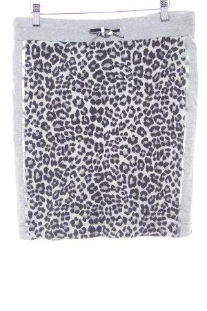 Marc Cain Stretch rok luipaardprint extravagante stijl