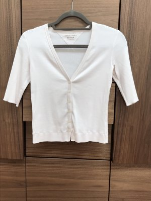 Marc Cain Shirt Jacket natural white