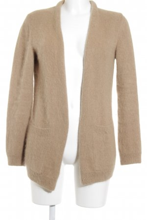 Marc Cain Strickjacke beige Casual-Look