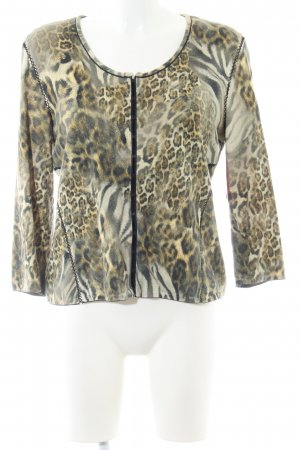 Marc Cain Strickjacke Leomuster Casual-Look