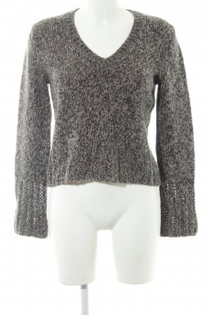 Marc Cain Strickpullover meliert Casual-Look