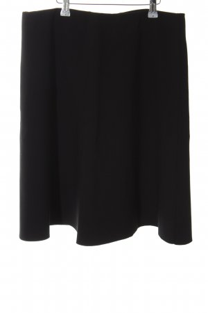 Marc Cain Knitted Skirt black casual look