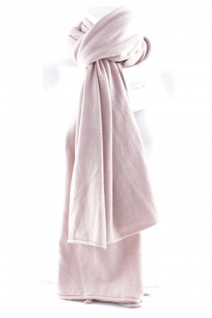 Marc Cain Gebreide sjaal stoffig roze klassieke stijl