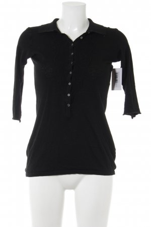 Marc Cain Knitted Jumper black casual look