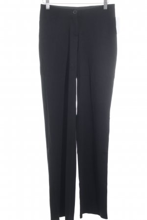 Marc Cain Pantalone fitness nero stile casual