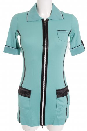 Marc Cain Sweat Jacket turquoise casual look