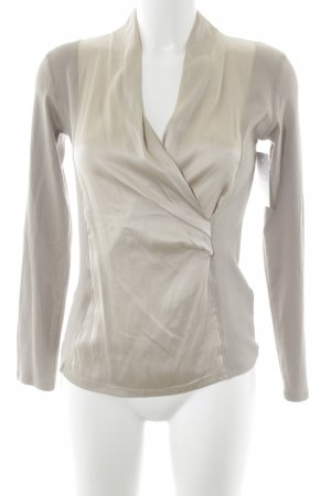 Marc Cain Sweat Shirt cream-camel elegant