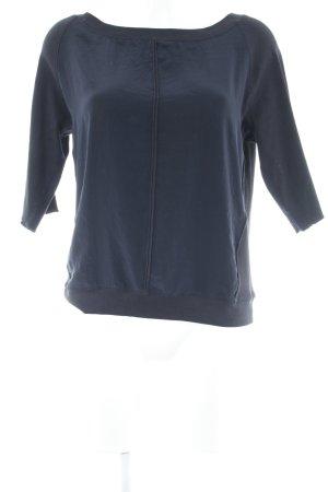 Marc Cain Sweatshirt dunkelblau sportlicher Stil