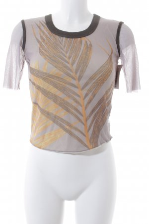 Marc Cain T-Shirt florales Muster Casual-Look
