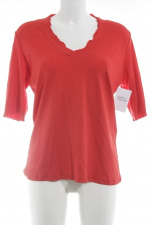 Marc Cain T-Shirt rot Casual-Look