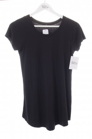 Marc Cain T-Shirt schwarz Casual-Look