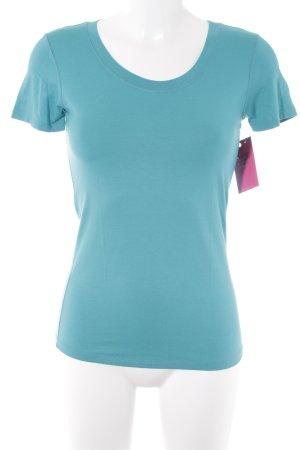 Marc Cain T-Shirt türkis sportlicher Stil