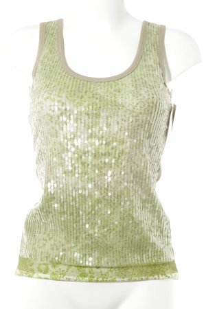 Marc Cain Tanktop Allover-Druck Casual-Look