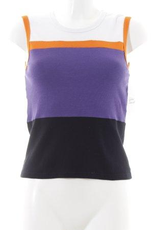 Marc Cain Tanktop mehrfarbig sportlicher Stil
