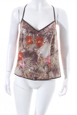 Marc Cain Top florales Muster Casual-Look