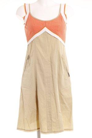Marc Cain Trägerkleid mehrfarbig Street-Fashion-Look