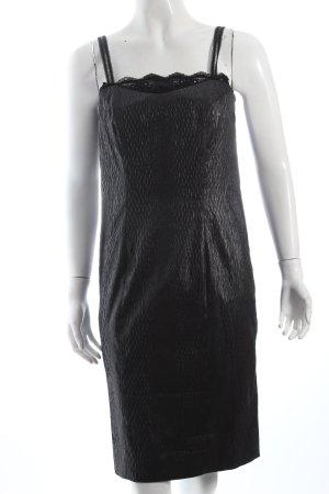 Marc Cain Trägerkleid schwarz Eleganz-Look