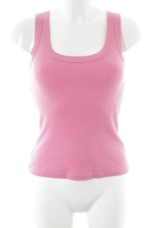 Marc Cain Trägertop pink Street-Fashion-Look