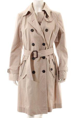 Marc Cain Trenchcoat beige Brit-Look