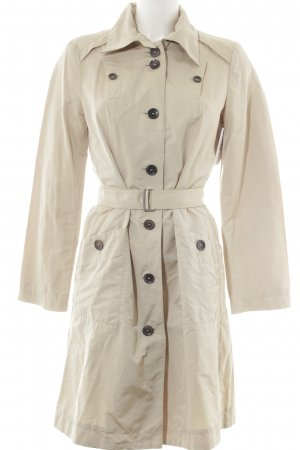 Marc Cain Trench Coat beige casual look