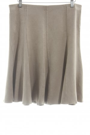 Marc Cain Tulip Skirt beige casual look