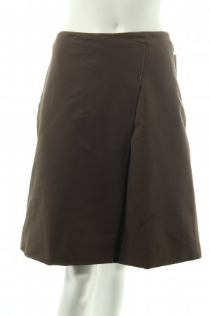 Marc Cain Tulip Skirt olive green simple style
