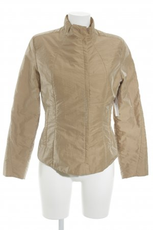 Marc Cain Overgangsjack beige casual uitstraling