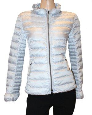 MARC CAIN ultraleichte Daunenjacke Jacke eisblau Gr. 38