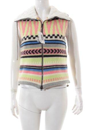 Marc Cain Weste mehrfarbig Street-Fashion-Look