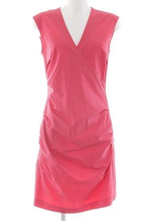 Marc Cain Robe portefeuille rose style décontracté