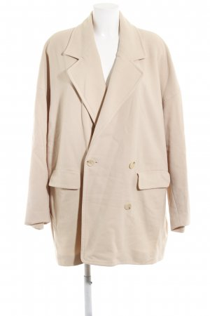 Marc Cain Wintermantel creme Casual-Look