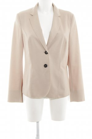 Marc Cain Wool Blazer natural white casual look