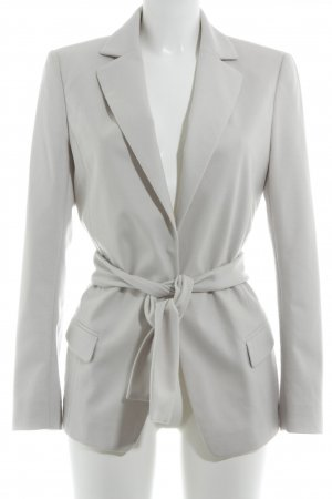 Marc Cain Woll-Blazer hellbeige Business-Look