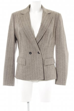 Marc Cain Woll-Blazer Nadelstreifen Business-Look