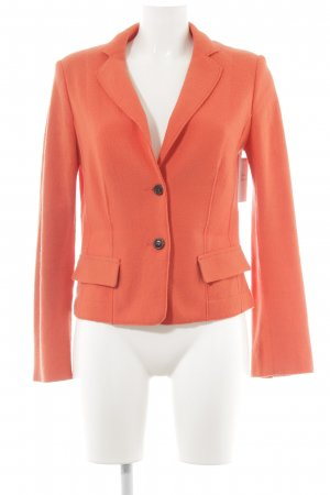 Marc Cain Woll-Blazer rot Business-Look
