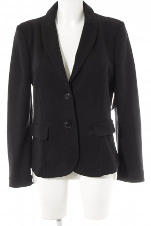 Marc Cain Wool Blazer black casual look