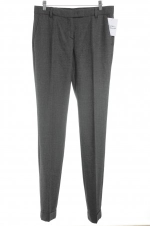 Marc Cain Woolen Trousers black-white business style