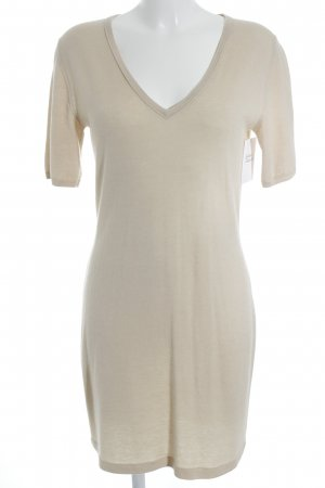 Marc Cain Wollkleid creme Casual-Look
