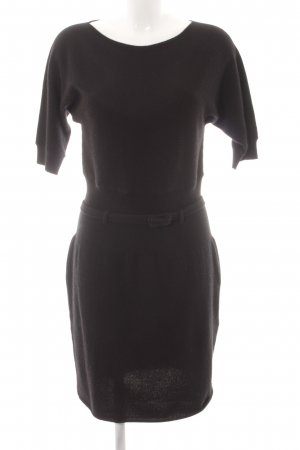 Marc Cain Wollkleid schwarz Casual-Look