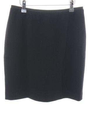 Marc Cain Jupe en laine noir style d'affaires